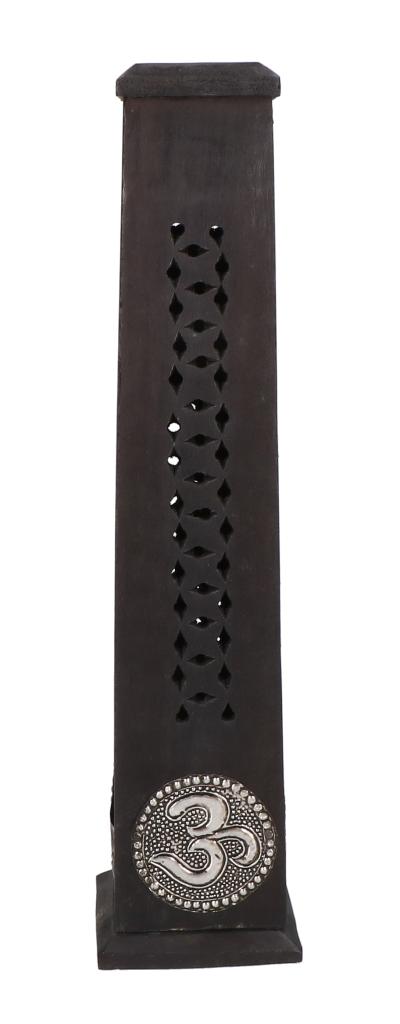 Wierookhouder verticaal zwart