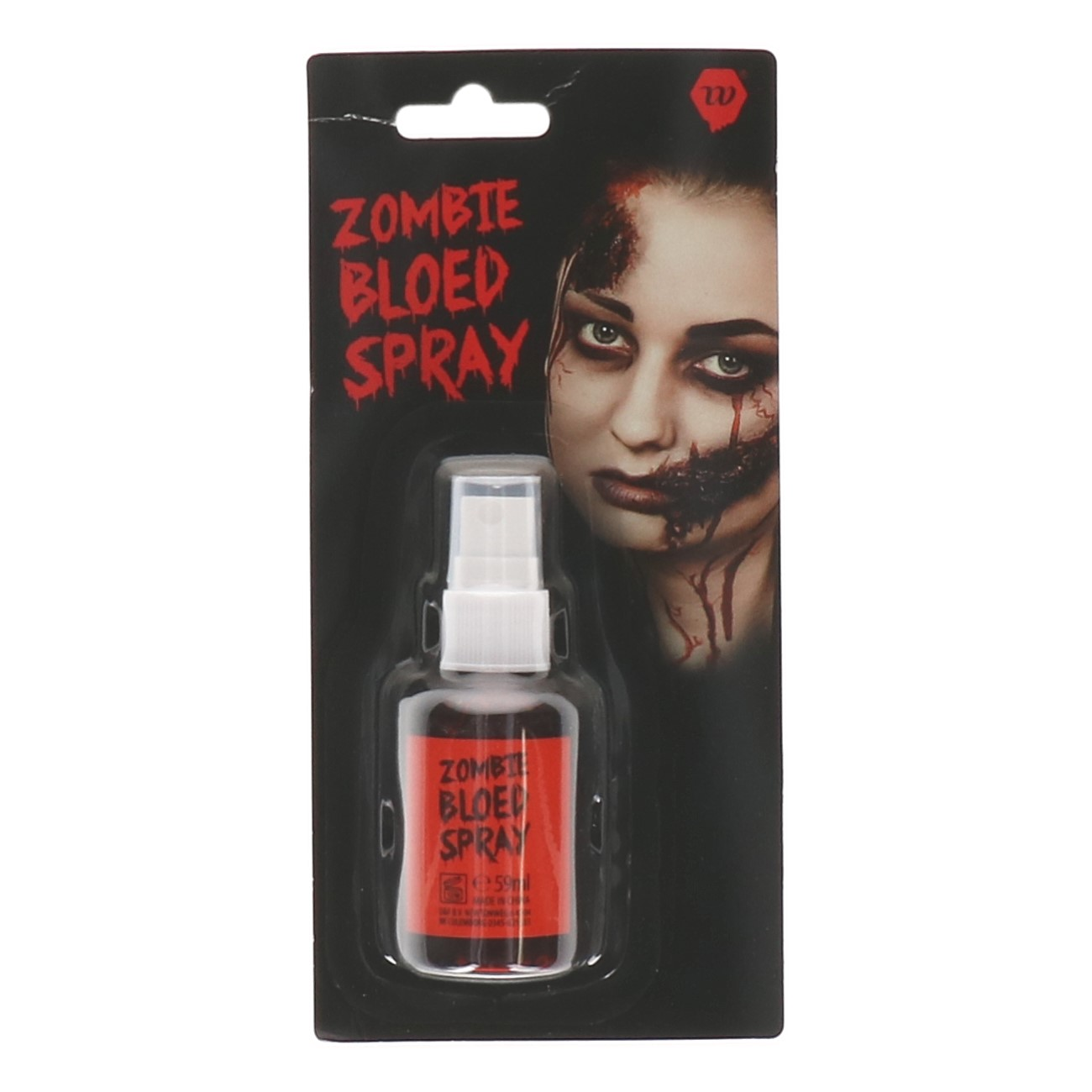 Zombiebloed spray Wauwfactor