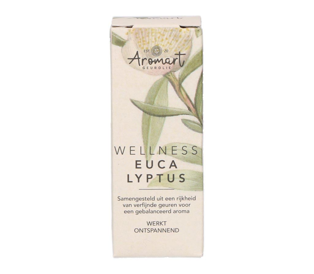 Geurolie Wellness eucalyptus