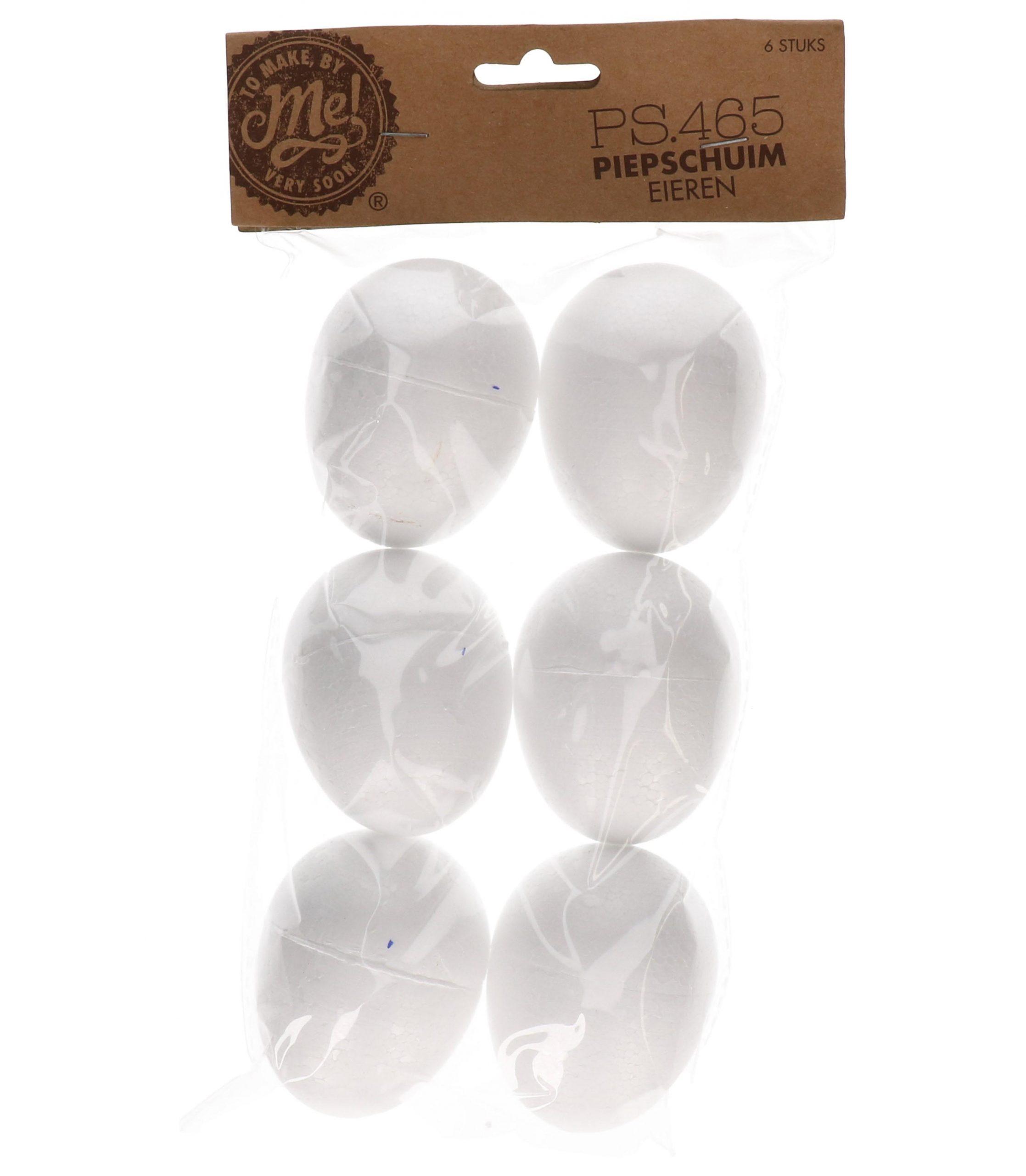 Piepschuim eieren (PS.465)