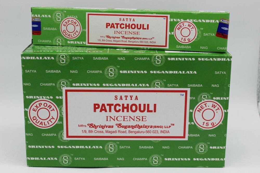 Satya Patchouli 15gr