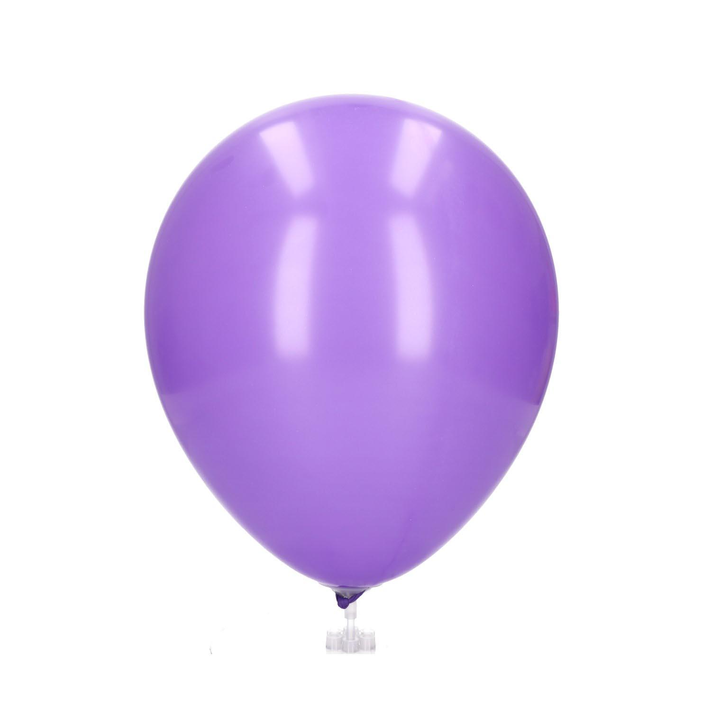 Ballonnen paars 20 stuks