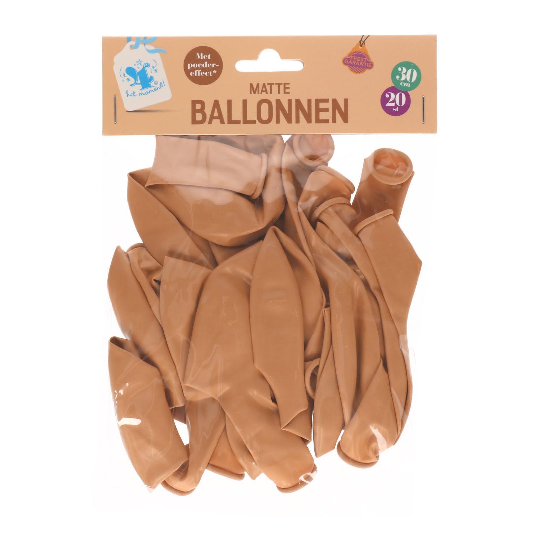 Ballonnen skin 20 stuks