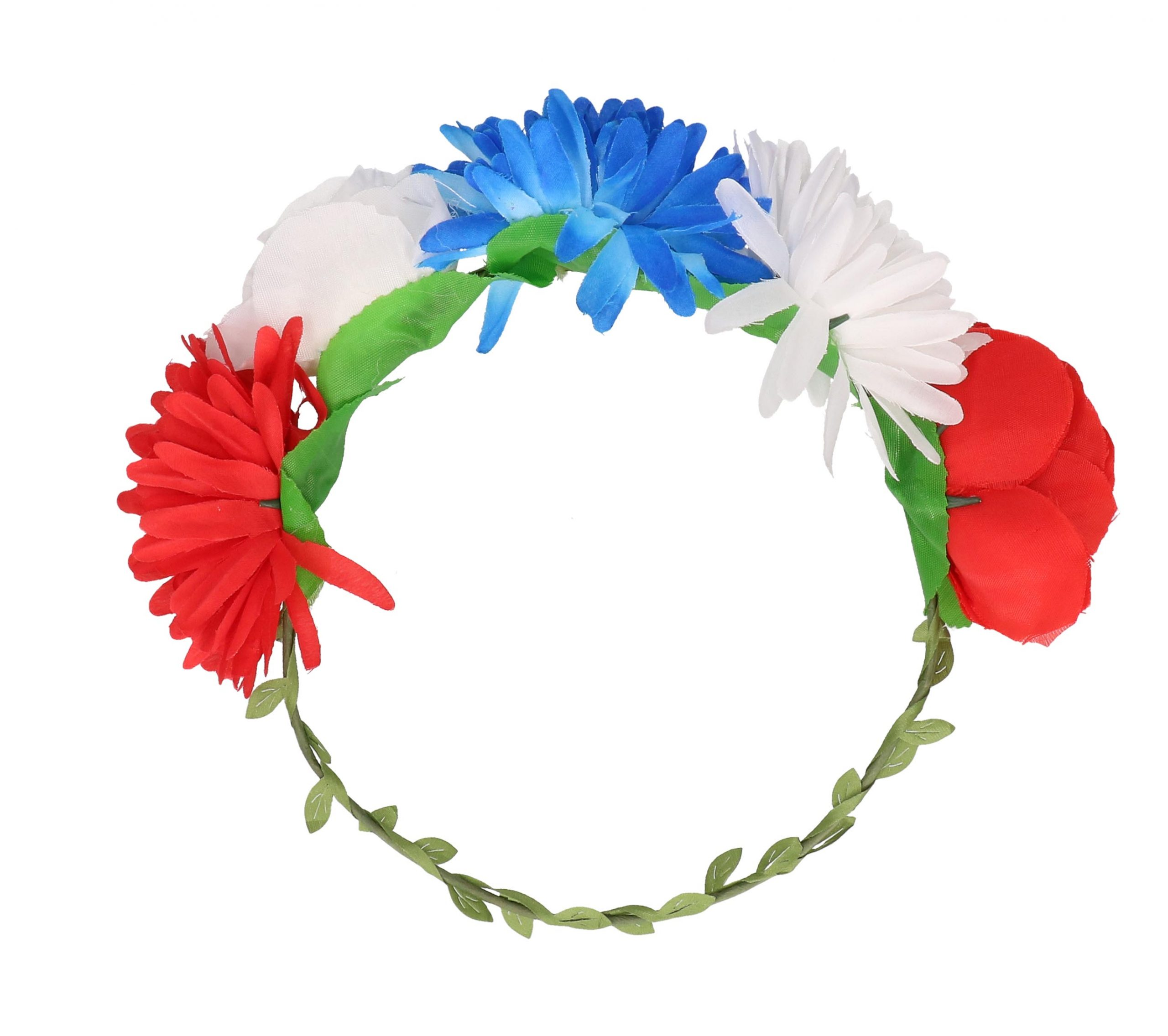 Haarband holland bloemen