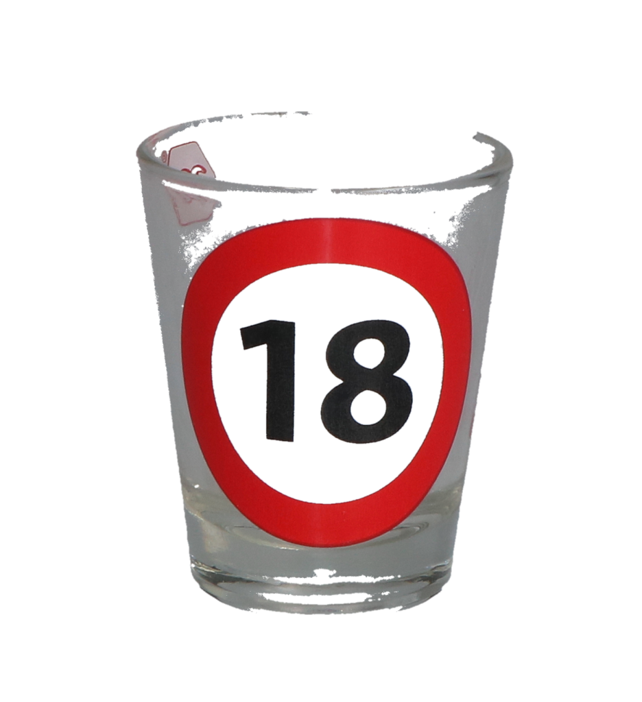 Shotglas 18