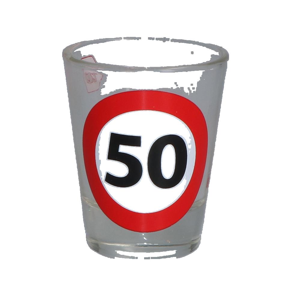 Shotglas 50