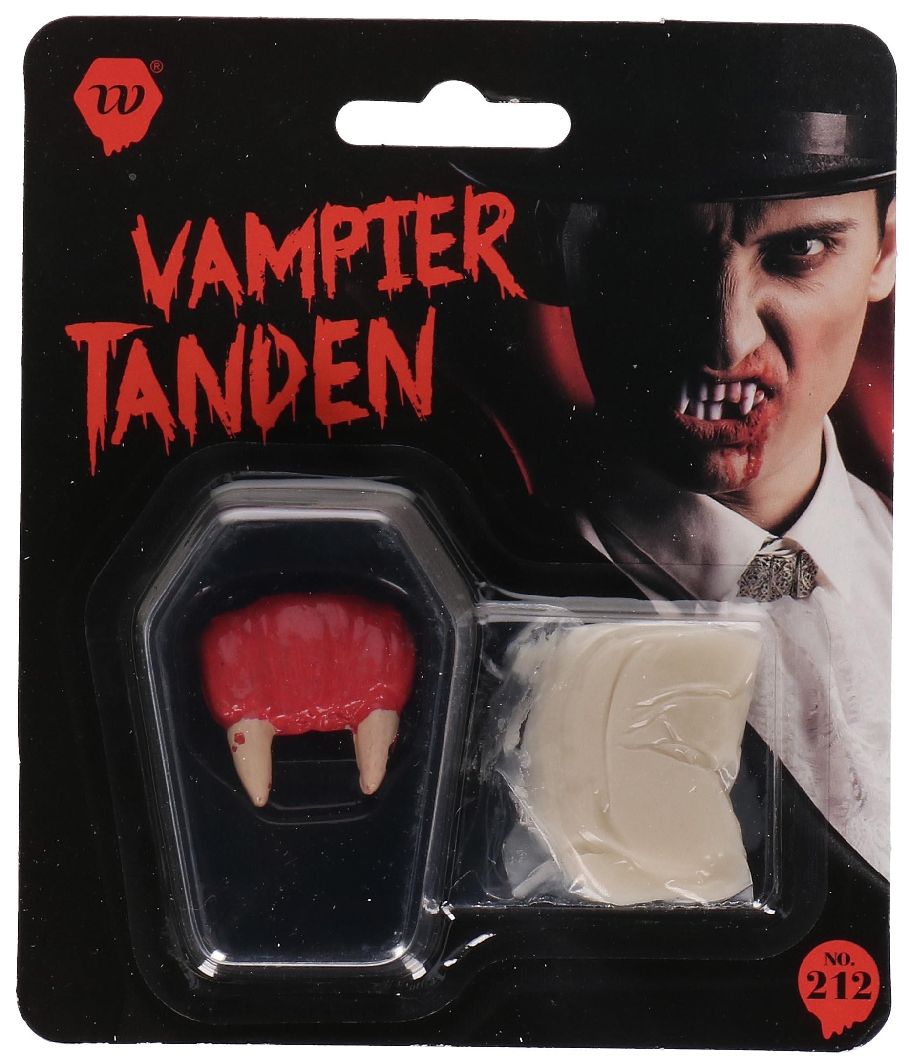 Halloween Vampiertanden No.212