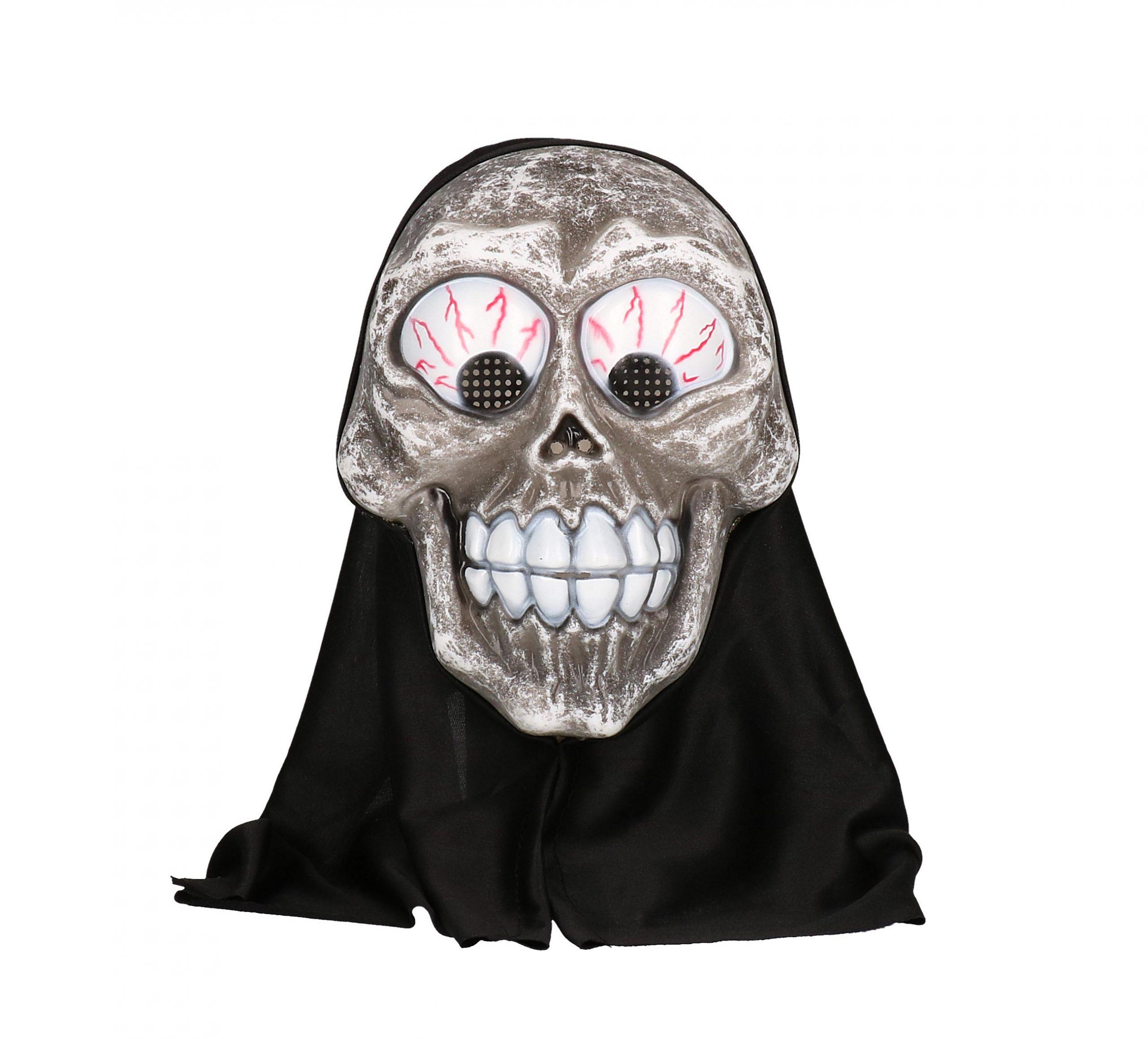 Masker big eye skull