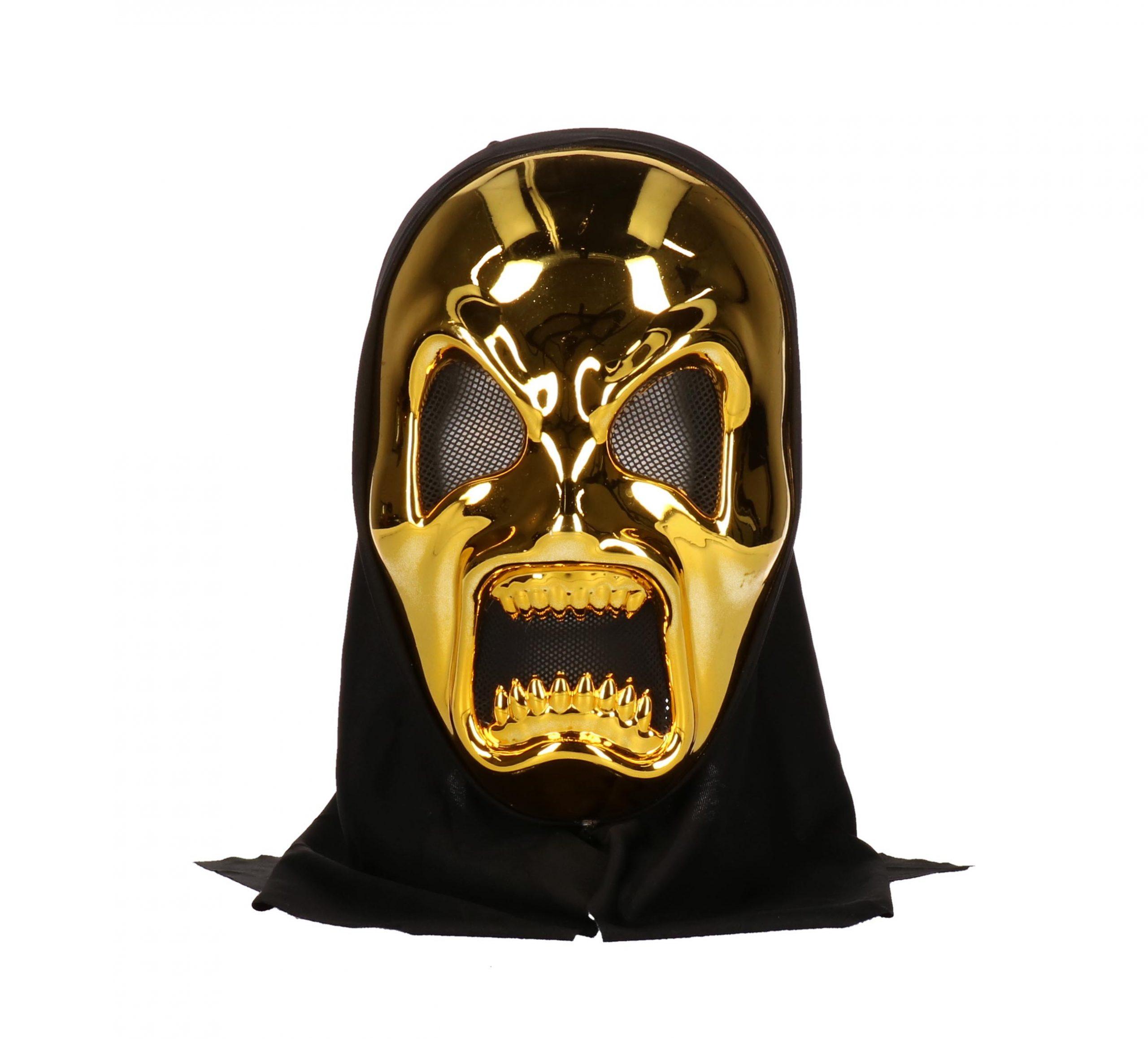 Masker metallic