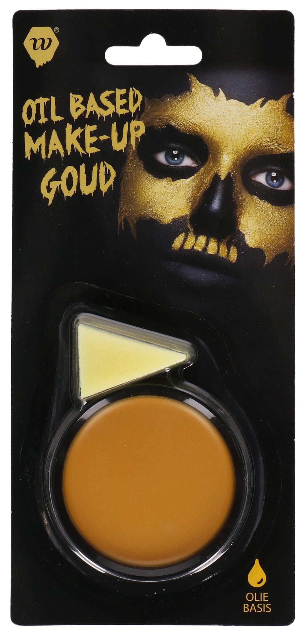 Oil-Based Make-up Goud Wauwfactor