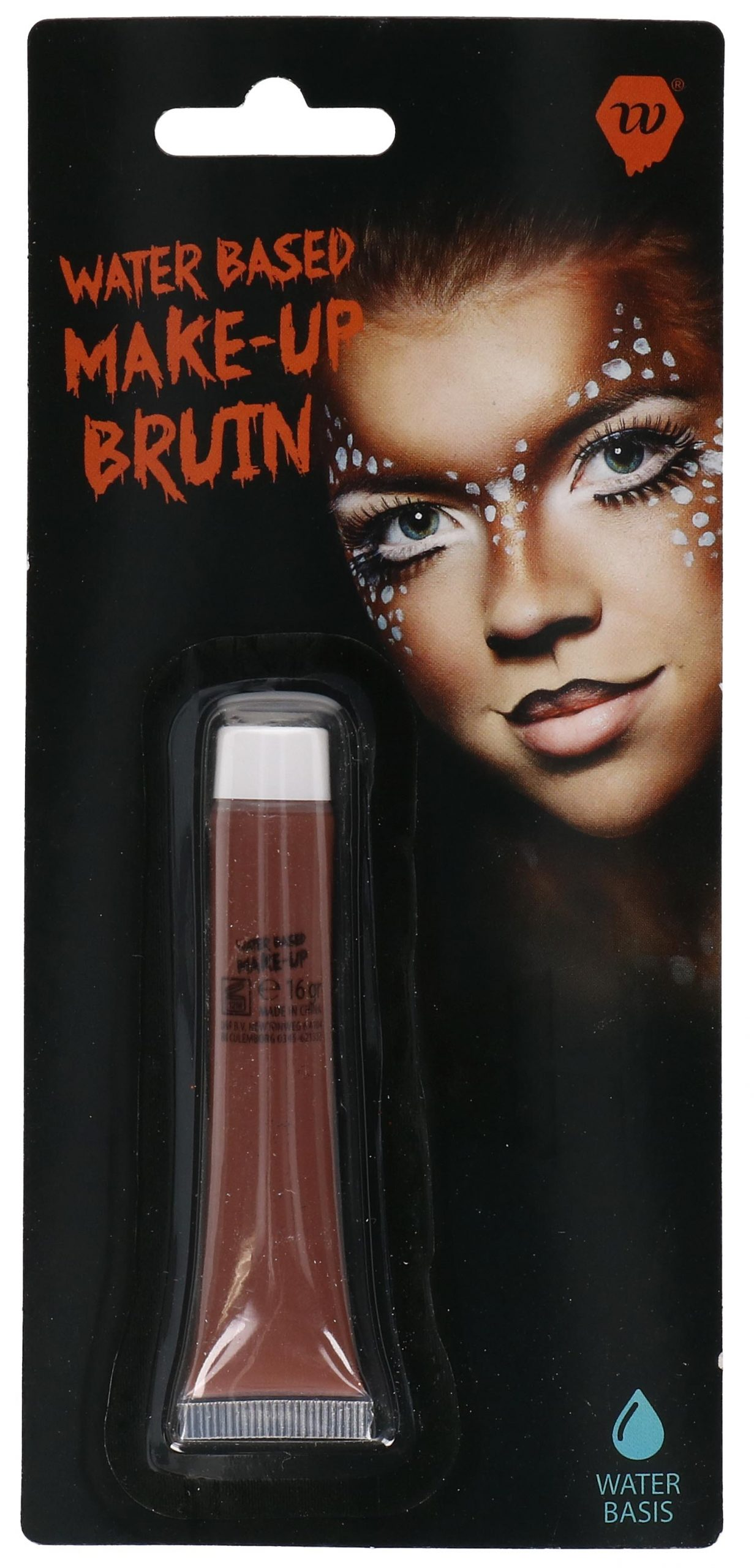 Water-Based Make-up Bruin Wauwfactor