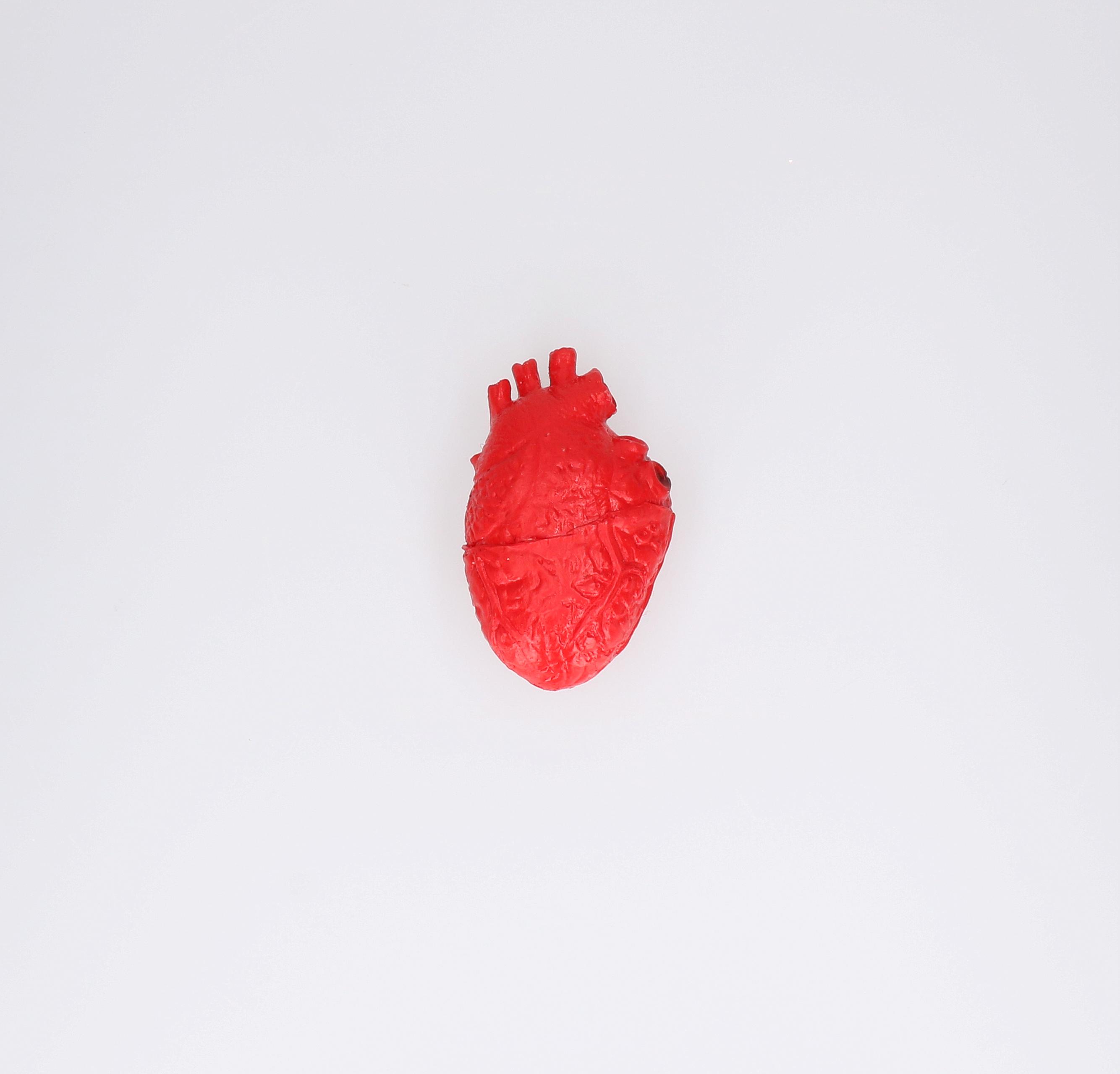 Bloederig hart